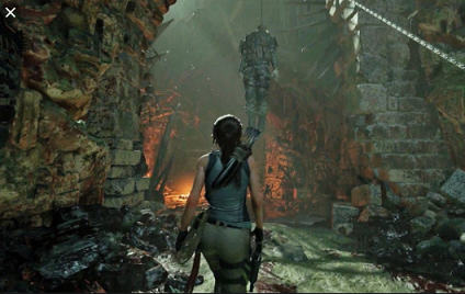 Tomb Raider Game 2018