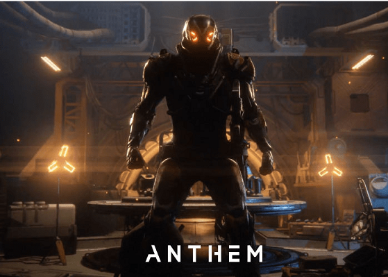 Anthem free to play