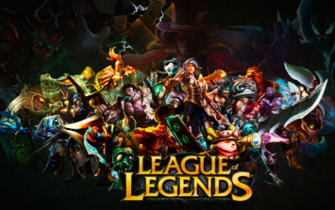 League of legends down