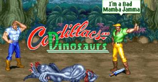 Cadillacs and Dinosaurs game