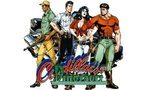 Cadillacs and Dinosaurs game